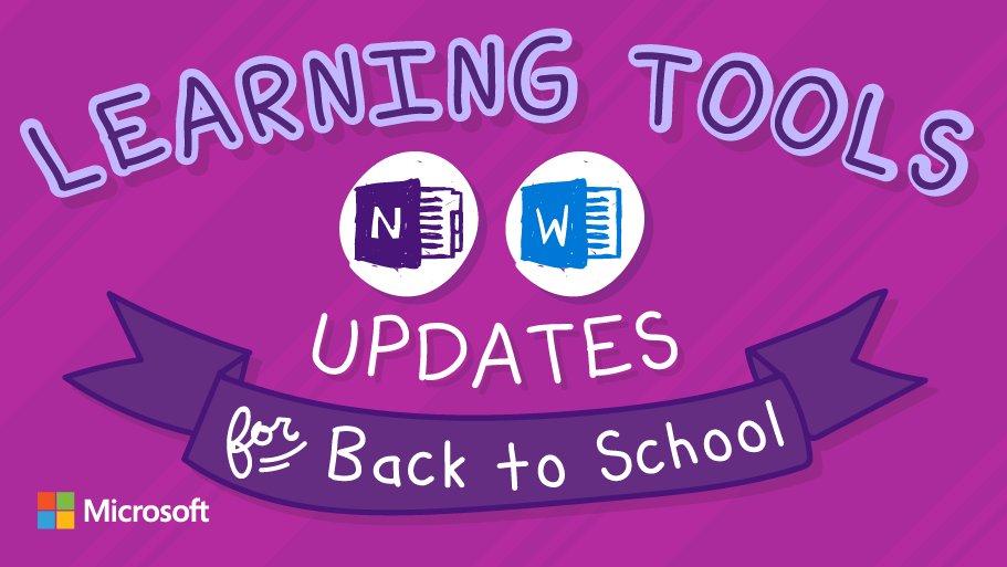 Office365 Learning tools handig bij Dyslexie